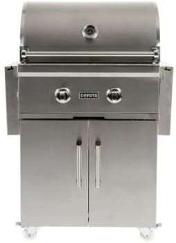 "Coyote C-Series C1C28FS - 28"" C-Series Built-in Gas Grill on Freestanding Cart"