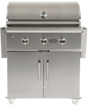 Coyote C-Series C1C34CT - 34 Inch Cart for C-Series Grill C1C28