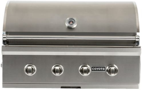 "Coyote C-Series C1C36NG - 36"" C-Series Built-in Gas Grill"