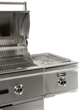 Coyote C-Series C1CSBLP - C-Series Single Side Burner for Cart Grills
