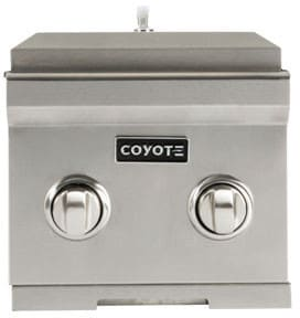 "Coyote C1DBLP - Coyote 12"" x 20.5"" Double Side Burner"