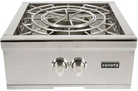 "Coyote C1PBNG - Coyote 24"" Built-In Power Burner"