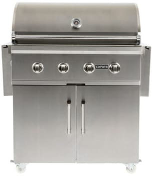 Coyote C1S36CT - 36 Inch Cart for Coyote Grills