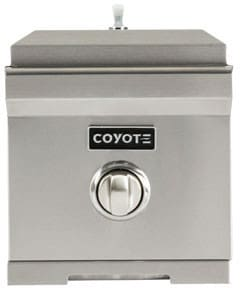 "Coyote C1SB - Coyote 10.5"" x 14"" Single Side Burner"