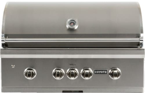"Coyote S-Series C1SL36LP - 36"" Coyote S-Series Built-in Gas Grill"