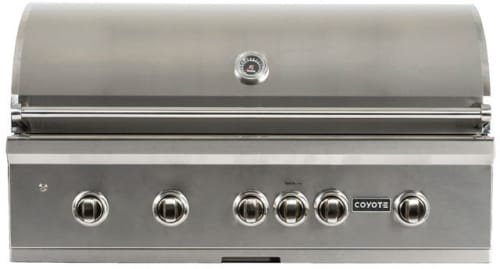 "Coyote S-Series C1SL42NG - 42"" Coyote S-Series Built-in Gas Grill"