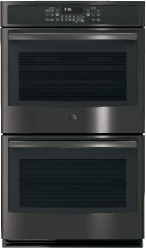 GE JT5500DF - Black Stainless Steel Front View