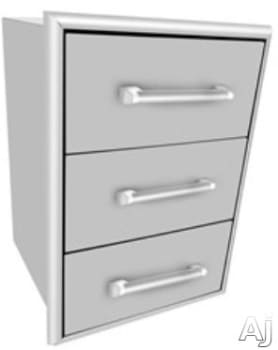 Coyote C3DC - 3 Drawer Cabinet