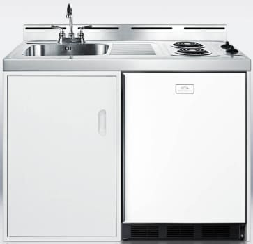 "Summit C48EL - 48"" Compact Kitchen"