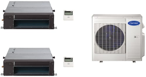 Carrier Performance Series CA27K86 - System Configuration