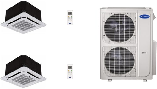 Carrier Performance Series CA36K22 - System Configuration