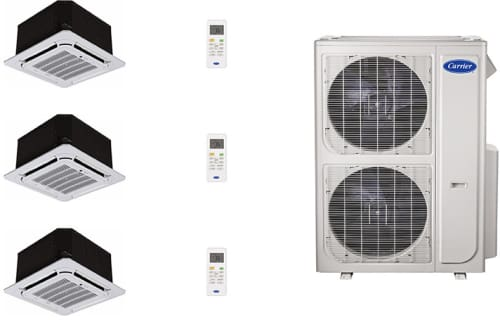 Carrier Performance Series CA36K114 - System Configuration