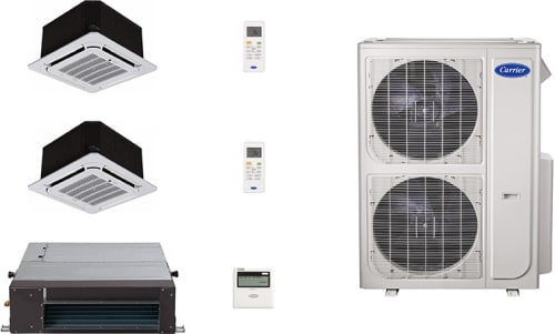 Carrier Performance Series CA36K17 - System Configuration