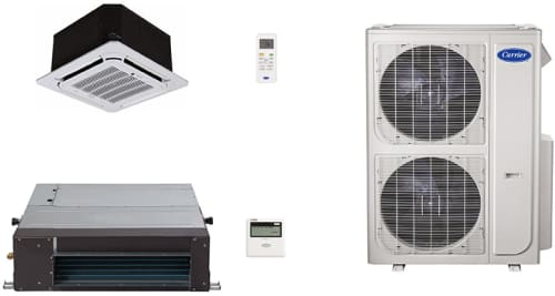 Carrier Performance Series CA36K160 - System Configuration