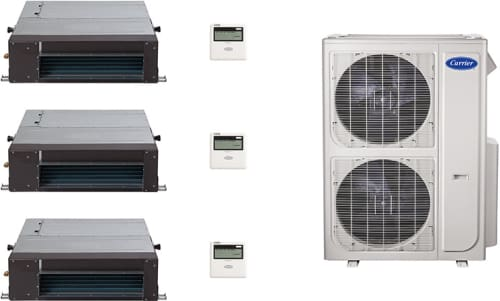 Carrier Performance Series CA36K280 - System Configuration