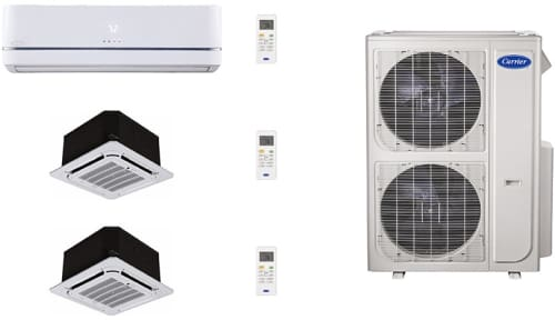 Carrier Performance Series CA36K212 - System Configuration