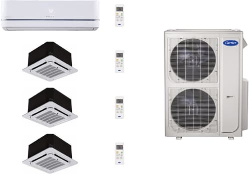 Carrier Performance Series CA36K87 - System Configuration