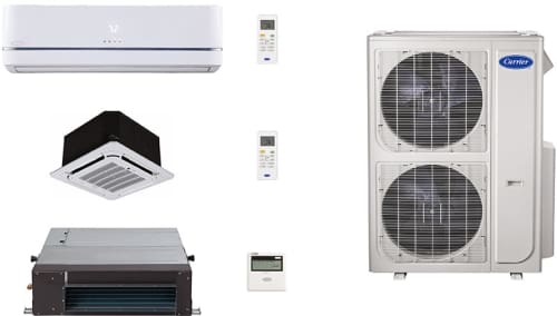 Carrier Performance Series CA36K155 - System Configuration