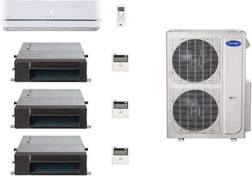 Carrier Performance Series CA36K312 - System Configuration