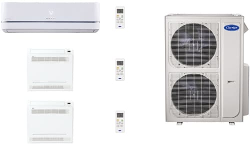 Carrier Performance Series CAFW36K15 - System Configuration