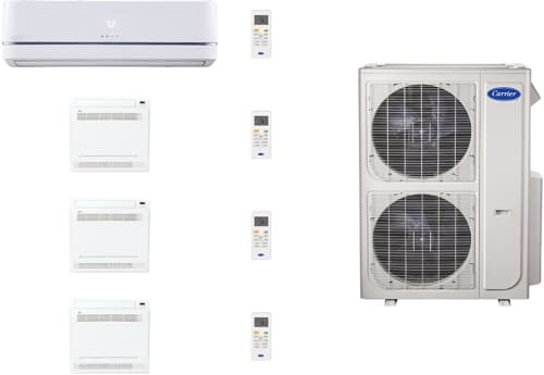 Carrier Performance Series CAFW36K4 - System Configuration