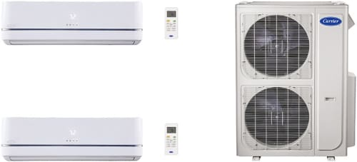 Carrier Performance Series CA36K378 - System Configuration