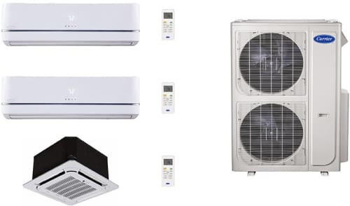 Carrier Performance Series CA36K270 - System Configuration