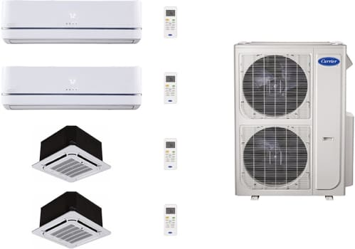 Carrier Performance Series CA36K128 - System Configuration