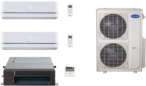 Carrier Performance Series CA36K299 - System Configuration