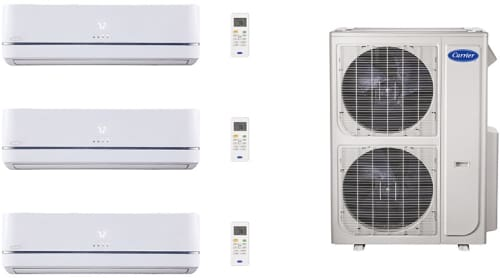 Carrier Performance Series CA36K376 - System Configuration