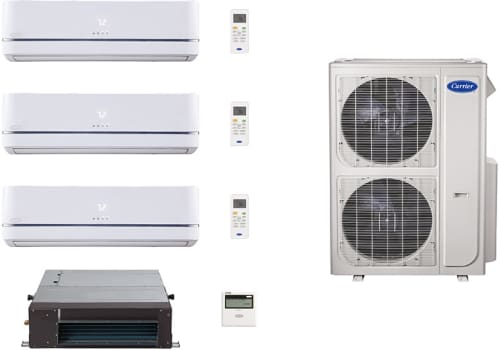 Carrier Performance Series CA36K374 - System Configuration