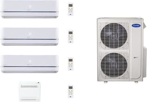 Carrier Performance Series CAFW36K35 - System Configuration