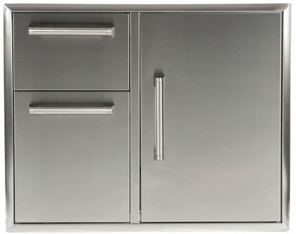 "Coyote CCD2DC31 - 31"" Combo Door and Drawer by Coyote"