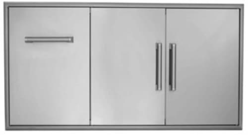 Coyote CCDPOD - Pull Out Drawer Plus Double Access Doors