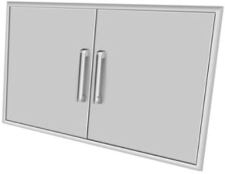 "Coyote CDA2439 - 39"" Double Access Doors"