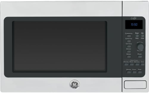 GE Cafe Series CEB1590SSSS - GE Cafe Series 1.5 cu. ft. Counterop Convection Microwave Oven