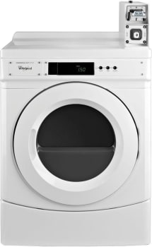 Whirlpool CGD9050AW - Commerical Whirlpool Dryer