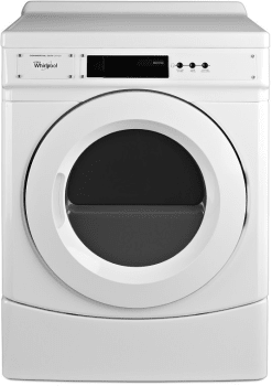 Whirlpool Commercial Laundry CGD9060AW - Front View