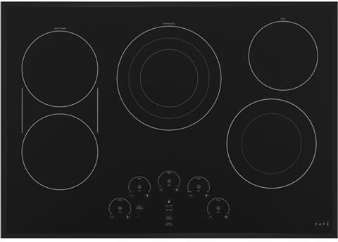 Touch Control Electric Cooktop