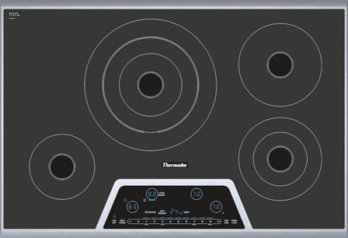 "Thermador Masterpiece Series CET304NS - 30"" Electric Cooktop"
