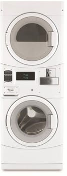 Whirlpool Commercial Laundry CGT8000XQ - Front View