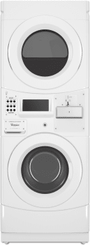 Whirlpool Commercial Laundry CET9000GQ - Front View