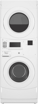 Whirlpool Commercial Laundry CET9100GQ - Front View