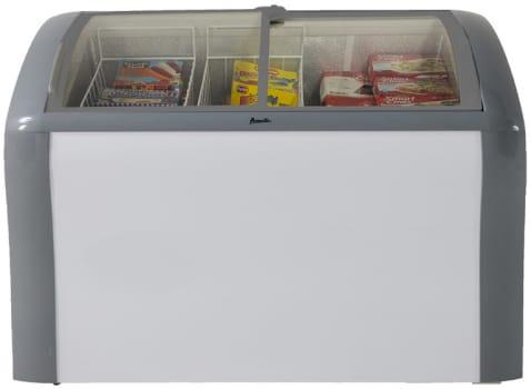 Avanti Cfc83q0wg Commercial Convertible Freezer Refrigerator