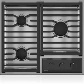 Wolf CG243TFS - Cooktop