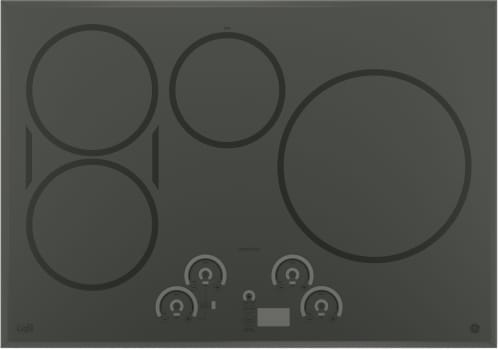 "GE Cafe Series CHP9530SJSS - GE Café 30"" Built-In Touch Control Induction Cooktop"