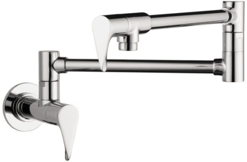 Hansgrohe Axor Citterio Series 39834001 - Chrome Front View