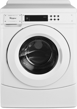 Whirlpool Commercial Laundry CHW9060AW - Front View