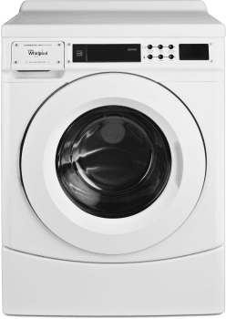 Whirlpool CHW9160GW - Front View