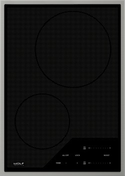 "Wolf CI152TS - 15"" Induction Cooktop"